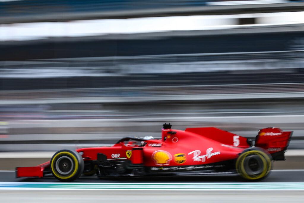 F1   Ferrari, il report delle libere all'Istanbul Park