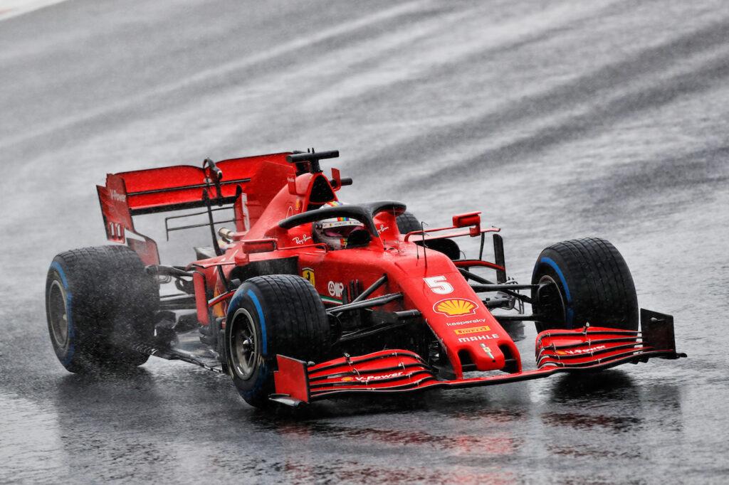 F1 | Ferrari, qualifiche difficili per le Rosse in Turchia