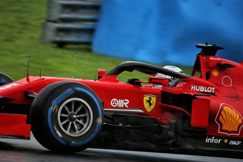 F1 | GP Turchia, la pioggia penalizza le Ferrari all'Istanbul Park