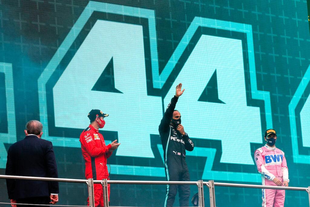 Pagelle GP Turchia – Hamilton, Perez e Vettel da favola, Verstappen nervoso