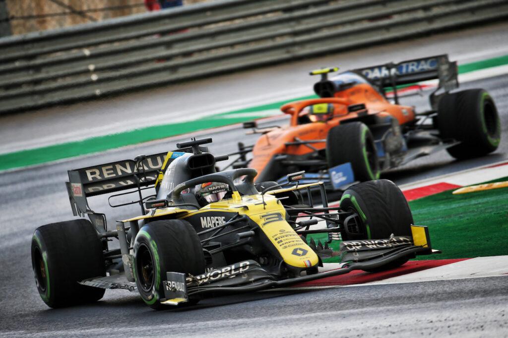 """F1   Ricciardo duro: """"L'asfalto dell'Istanbul Park? Una specie di furto"""""""