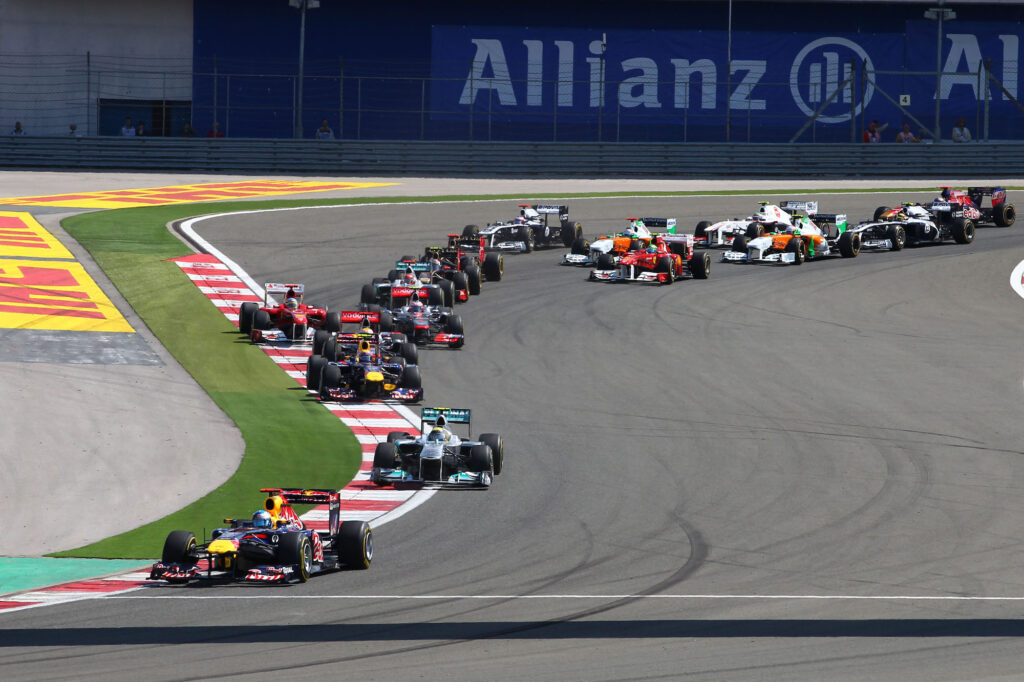 F1   GP Turchia, gli orari su Sky Sport F1 HD