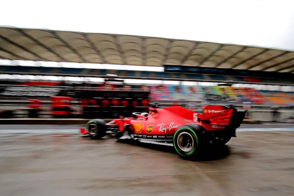 F1   Tech Talk, Ferrari analizza l'ultimo GP di Turchia