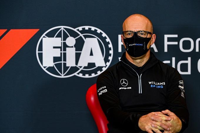 Simon Roberts, director de Williams, se perderá el GP de Turquía después de dar positivo por COVID-19