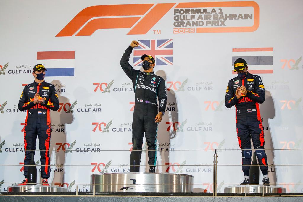 F1 | Pagelle GP Bahrain: Hamilton insaziabile, Grosjean eroe