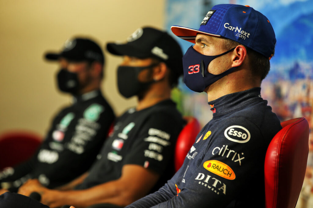 """F1   Red Bull, Verstappen: """"Penso a fare buone gare, non al secondo posto in classifica"""""""