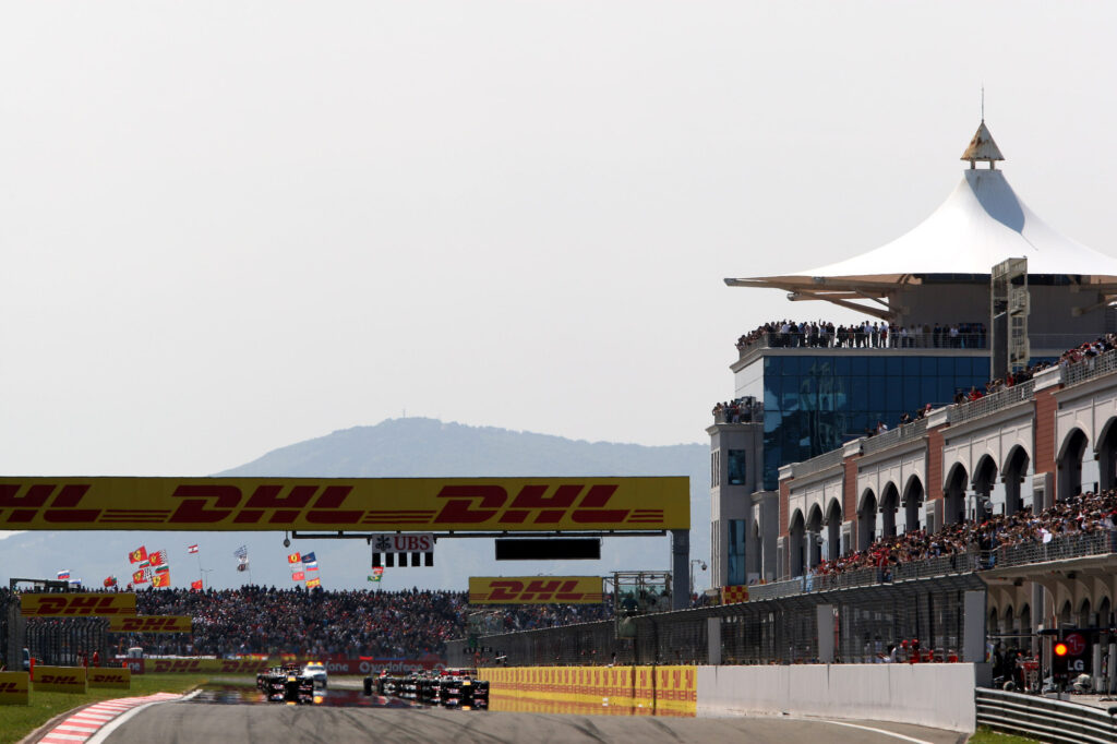 F1 | GP Turchia, le zone DRS all'Istanbul Park