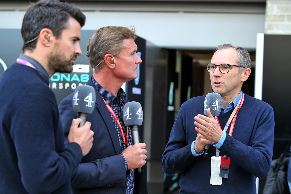 """F1   Domenicali: """"Hamilton è un'icona che trasmette messaggi. La Ferrari torni competitiva"""""""