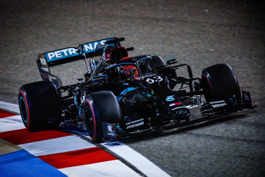 F1   GP di Sakhir, Libere 2: Russell si conferma il più veloce