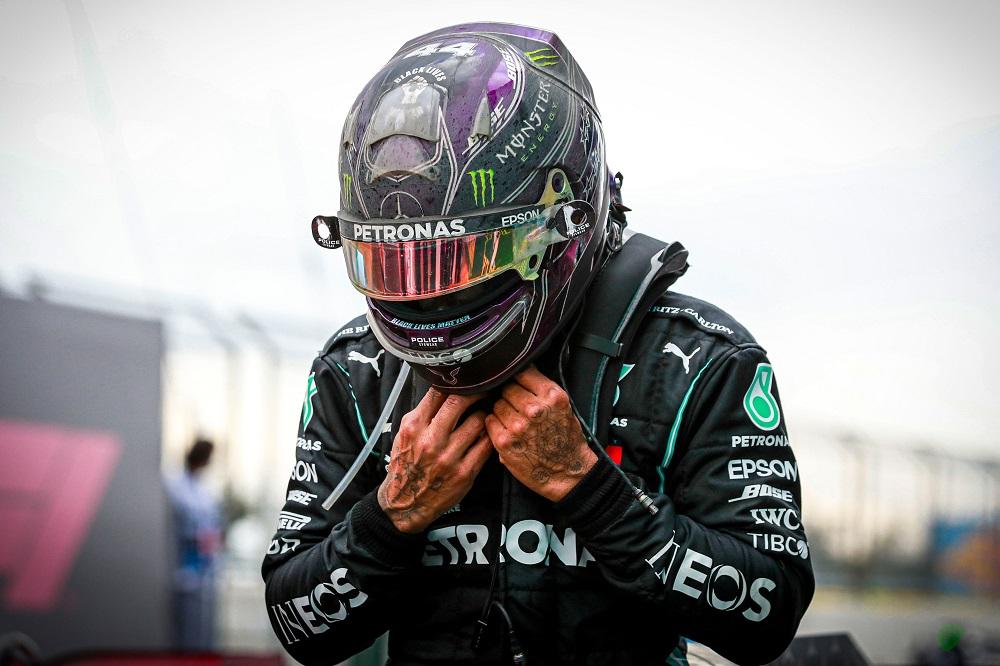 F1 | Hamilton positivo al Covid-19