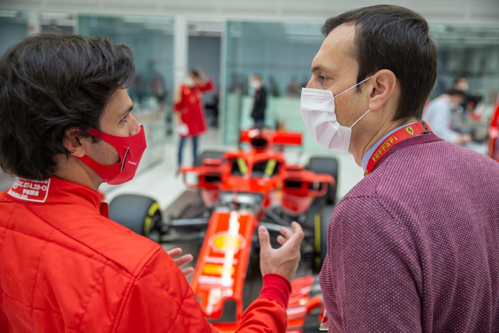 F1, Sainz: