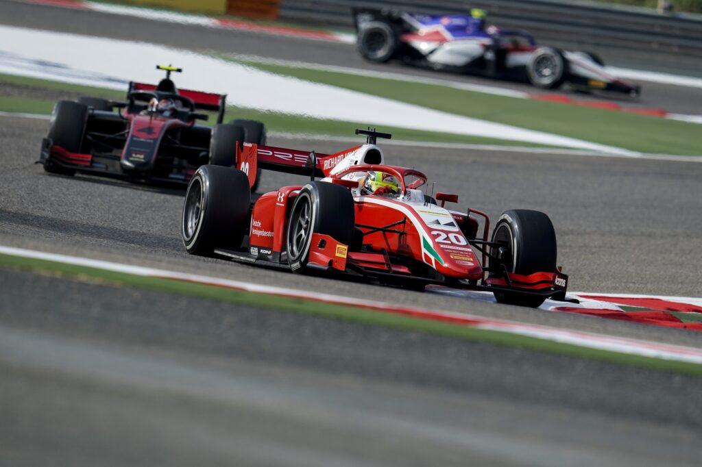 F2 | Mick Schumacher è il campione 2020