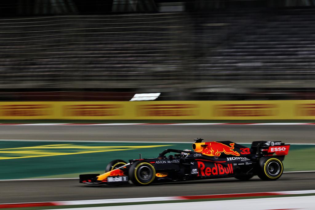 F1 | GP di Sakhir: Verstappen davanti a tutti nelle Libere 3