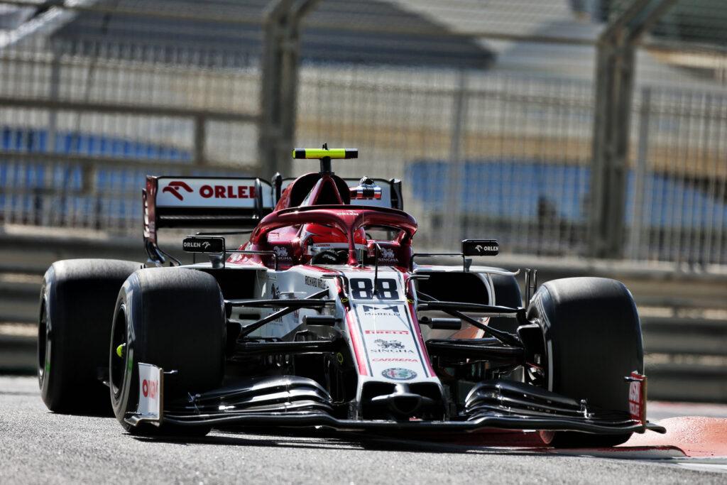 """F1   Alfa Romeo, Robert Kubica torna al volante della C39: """"Soddisfatto del nostro lavoro"""""""