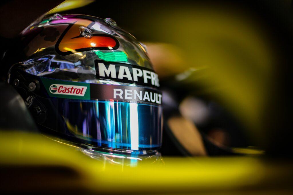 """F1   Renault, Ricciardo: """"Voglio dare spettacolo in qualifica"""""""