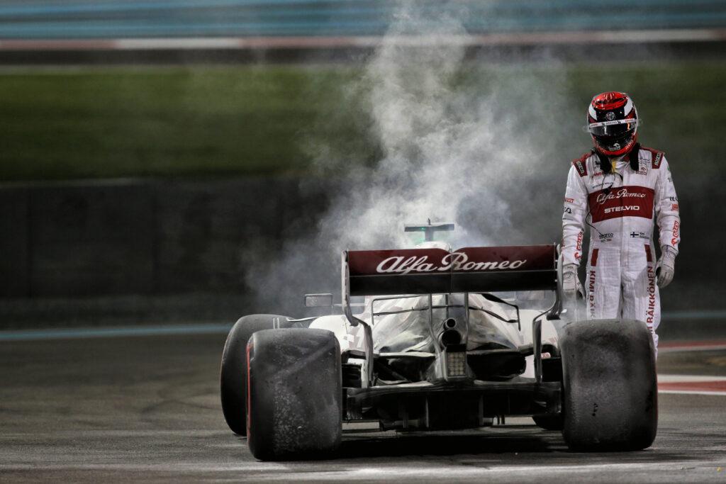 "F1 | Alfa Romeo, Kimi Raikkonen: ""Avremmo comunque sostituito il motore"""