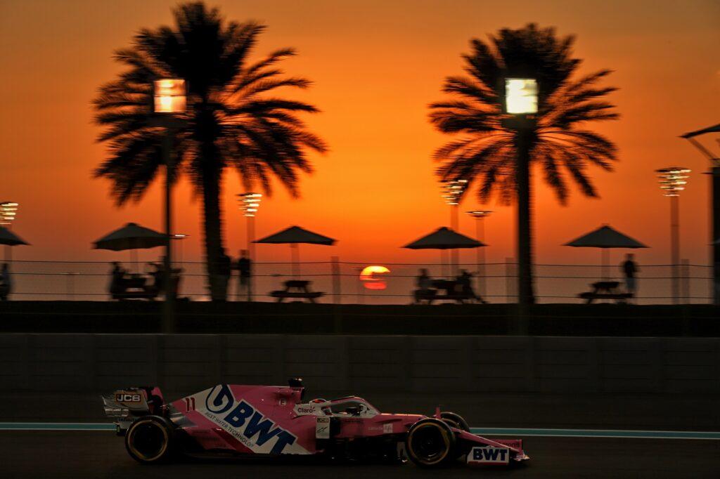 """F1   Racing Point, Perez: """"Siamo concentrati sulla gara di domenica"""""""