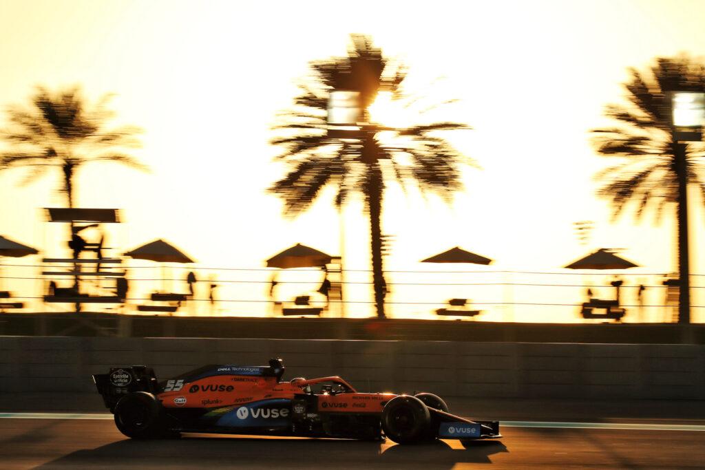 """F1   McLaren, Carlos Sainz: """"Dobbiamo cercare di risolvere i problemi con le soft"""""""