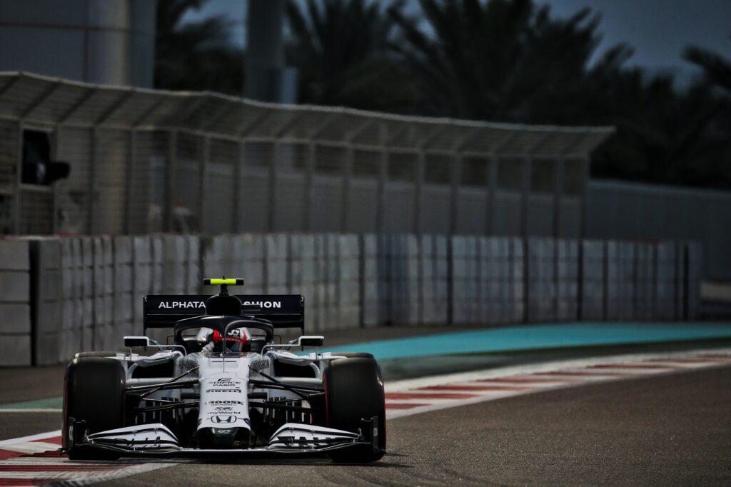"F1 | AlphaTauri, Gasly a punti ad Abu Dhabi: ""Gara intensa e con tanti sorpassi"""