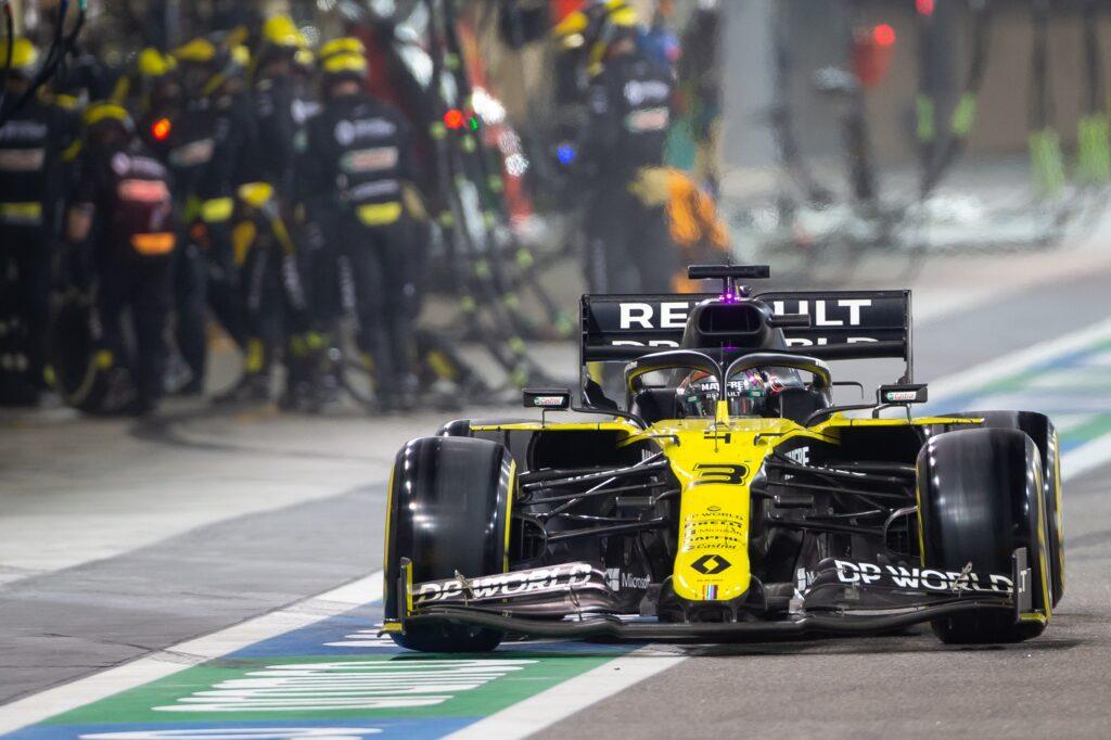 "F1   Renault, Ricciardo ai saluti: ""Merci beaucoup per questi due anni fantastici"""