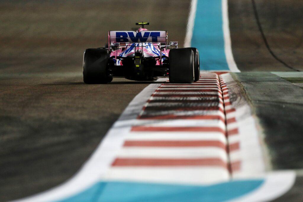 F1   Racing Point, un solo punto conquistato ad Abu Dhabi