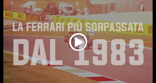 F1   Ferrari, il racconto di un anno terribile [VIDEO]