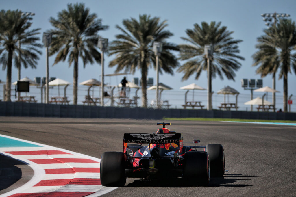 F1 | Verstappen ottimista in vista delle qualifiche ad Abu Dhabi