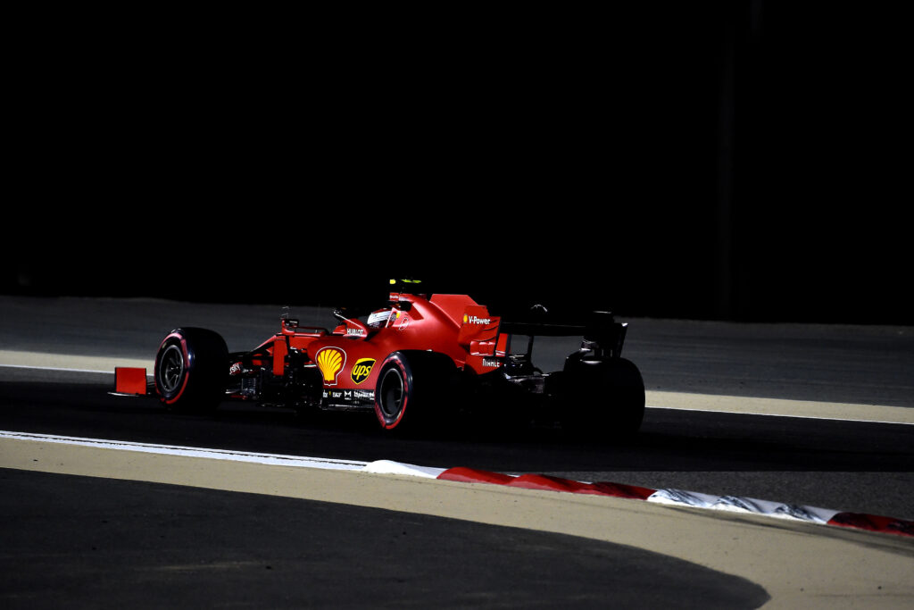 F1   GP Sakhir, rottura del semiasse per Leclerc nelle FP2