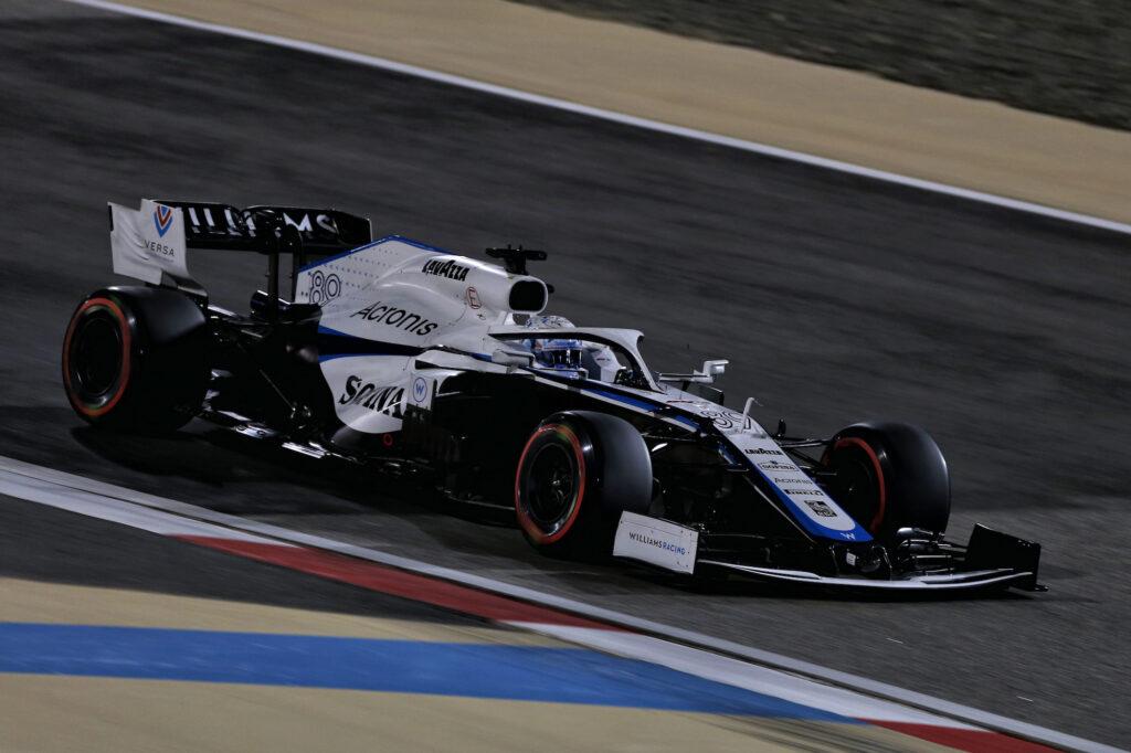 F1 | Latifi e Aitken soddisfatti dopo le libere sull'Outer Circuit di Sakhir