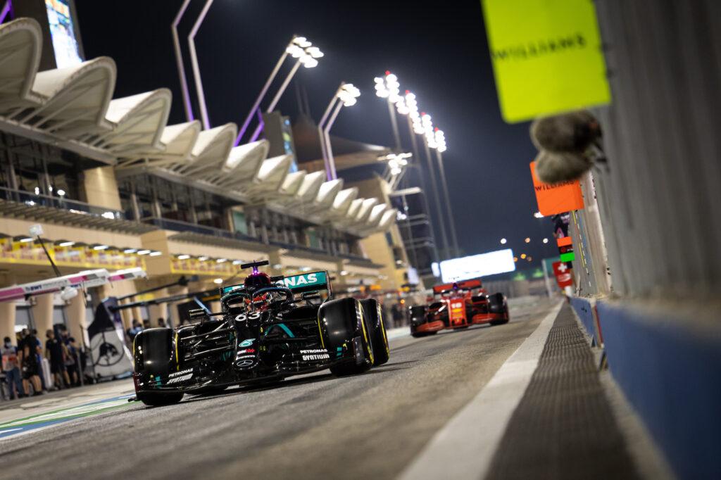 F1 | GP Sakhir, incognita strategie per la gara sull'Outer Circuit