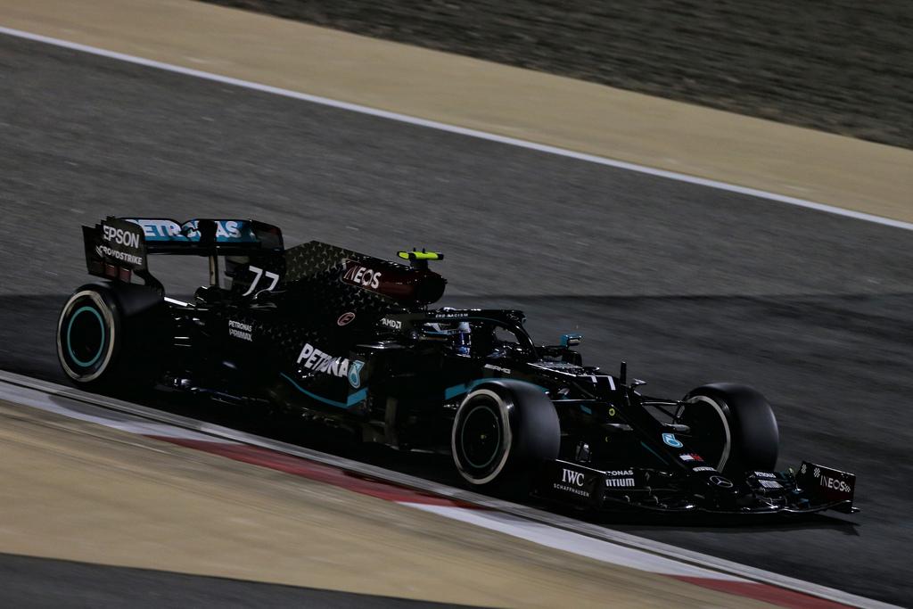 F1 | GP di Sakhir: Bottas in pole, Russell secondo