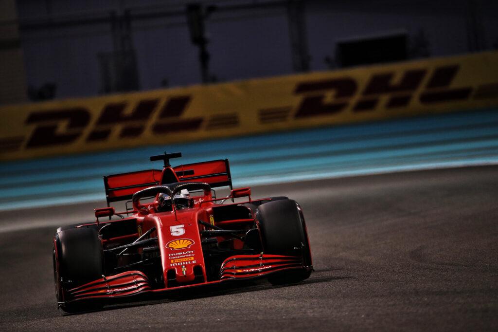 """F1   Vettel: """"Ho scelto di cantare per esprimere la mia gratitudine verso il team"""""""