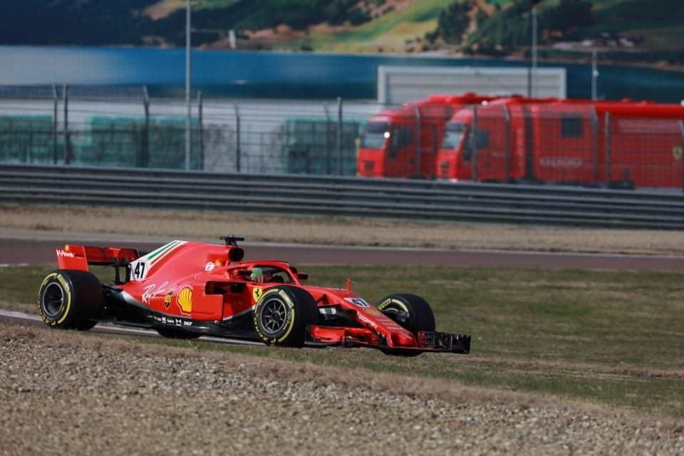 F1 | Mick Schumacher ritrova la Ferrari a Fiorano