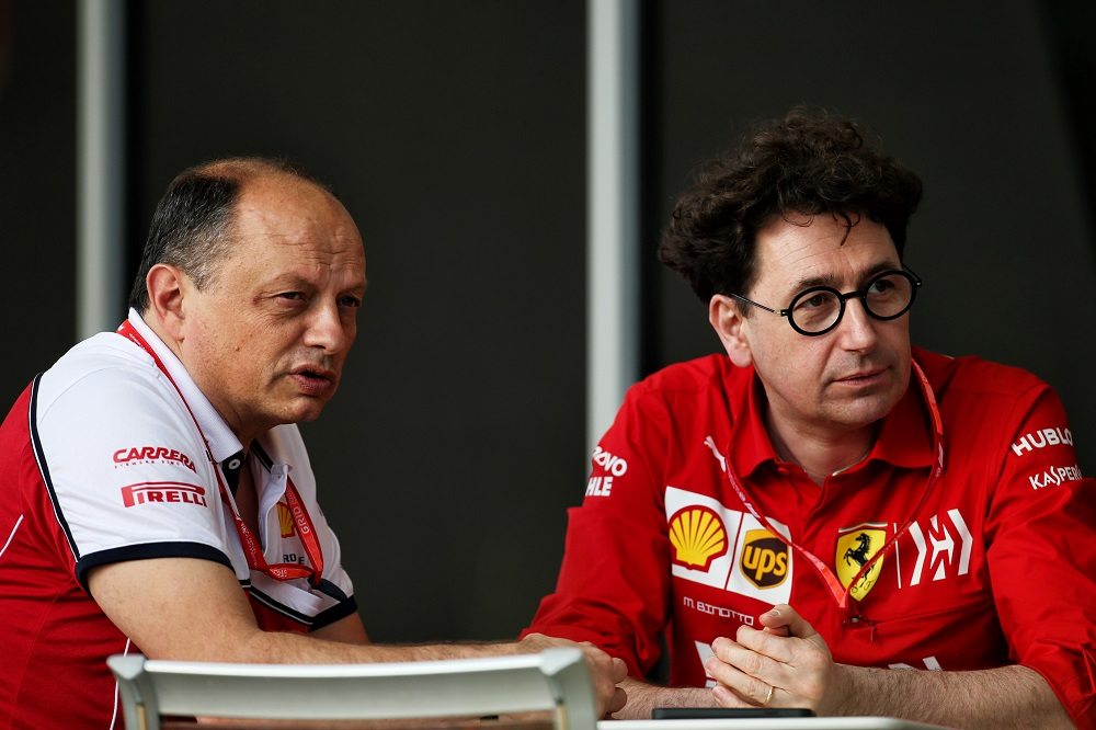 F1 | Sauber e Ferrari prossime a prolungare la partnership fino al 2025
