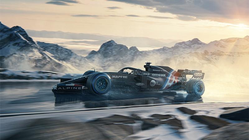 """F1   Rossi traccia la strada per il marchio Alpine: """"Saremo dirompenti e appassionati"""""""