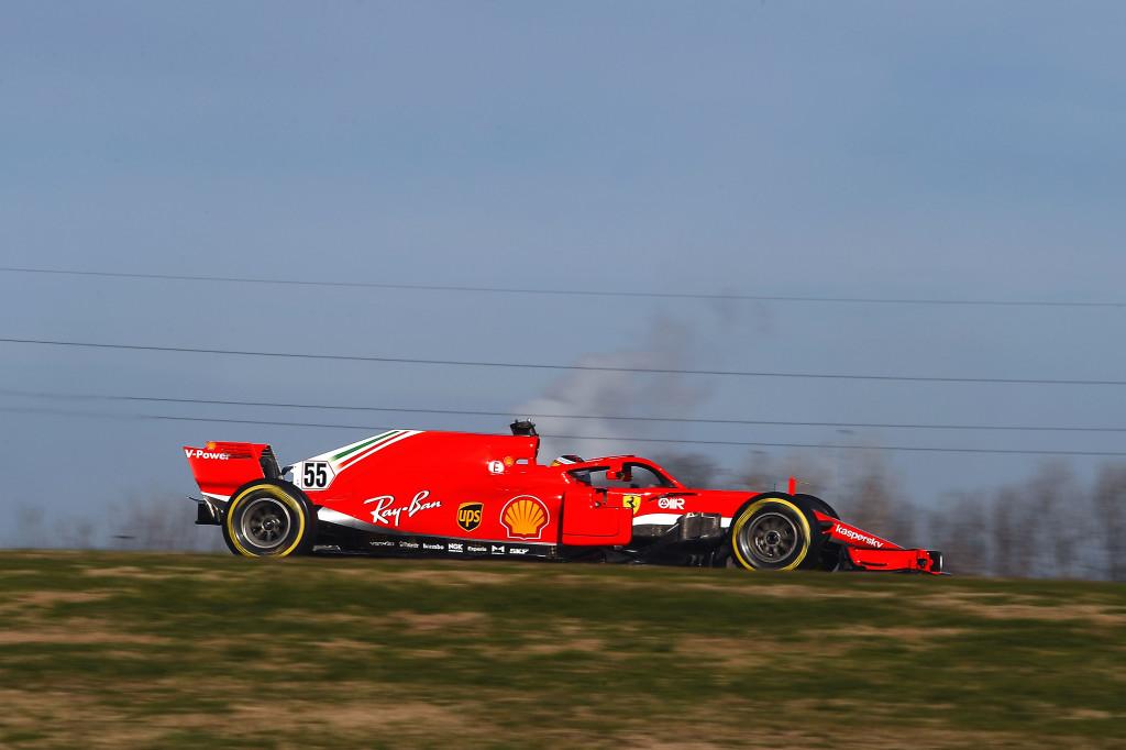 F1 | Ferrari, Sainz e l'emozione della prima volta