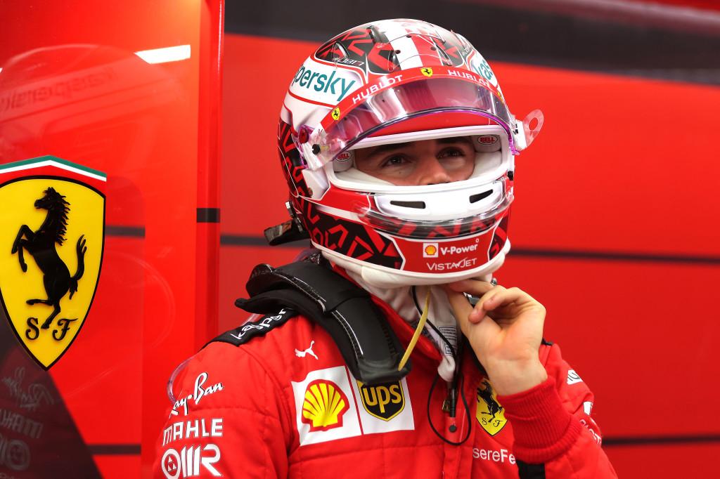 """F1   Ferrari, Leclerc: """"Il 2020 è stata la mia migliore stagione"""""""