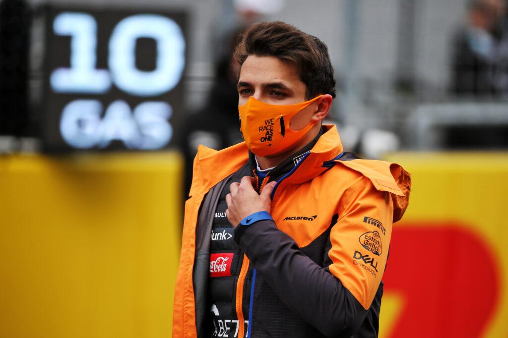 F1 | Norris pronto a tornare in Inghilterra dopo aver terminato la quarantena