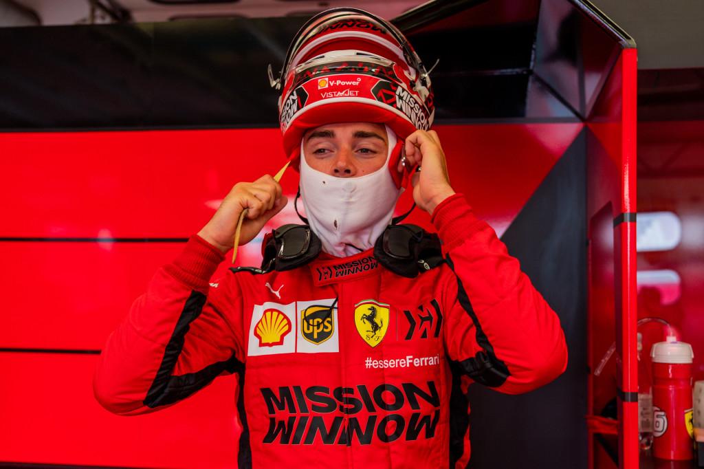 F1 | Non solo Sainz, anche Leclerc pronto al test con la SF71-H