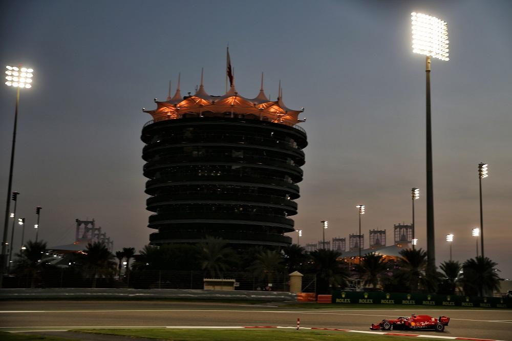 F1: ufficiale, test prestagionali in Bahrain