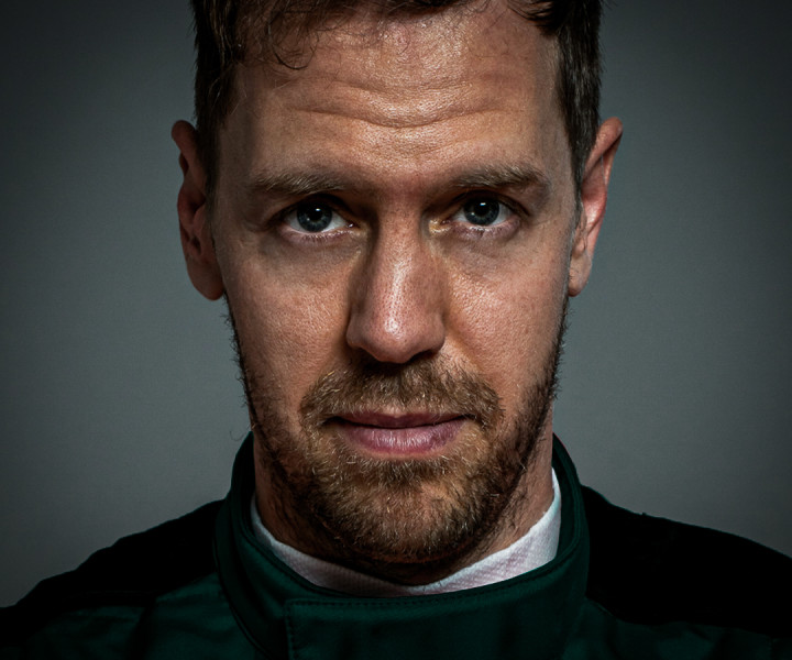 Formula 1, Vettel in 'verde':