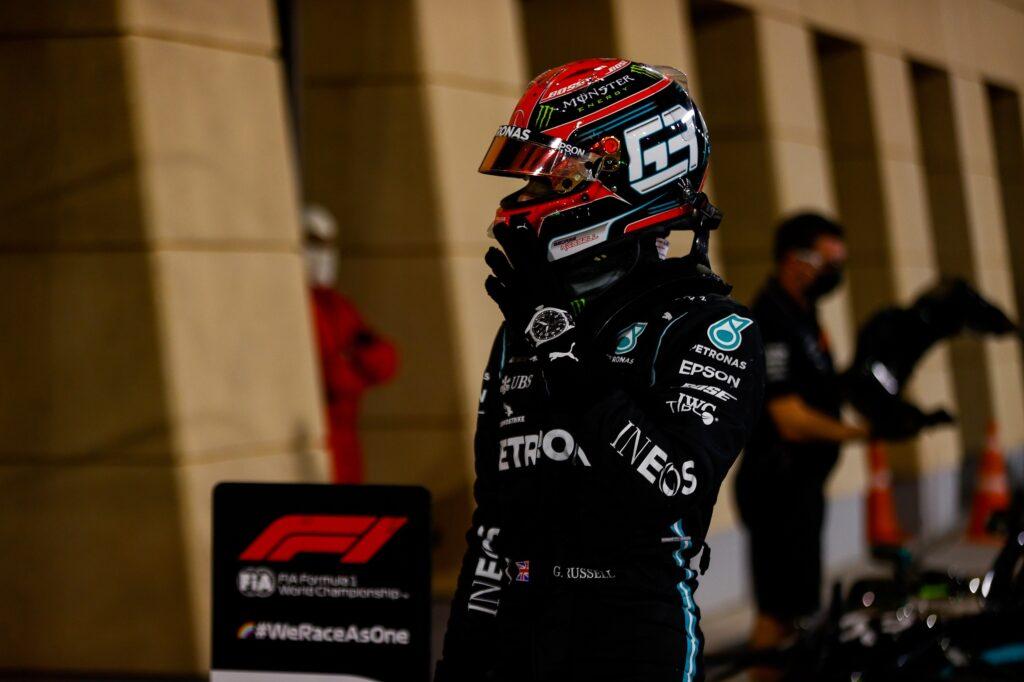 """F1   Toto Wolff: """"Russell ha bisogno di commettere errori per crescere"""""""