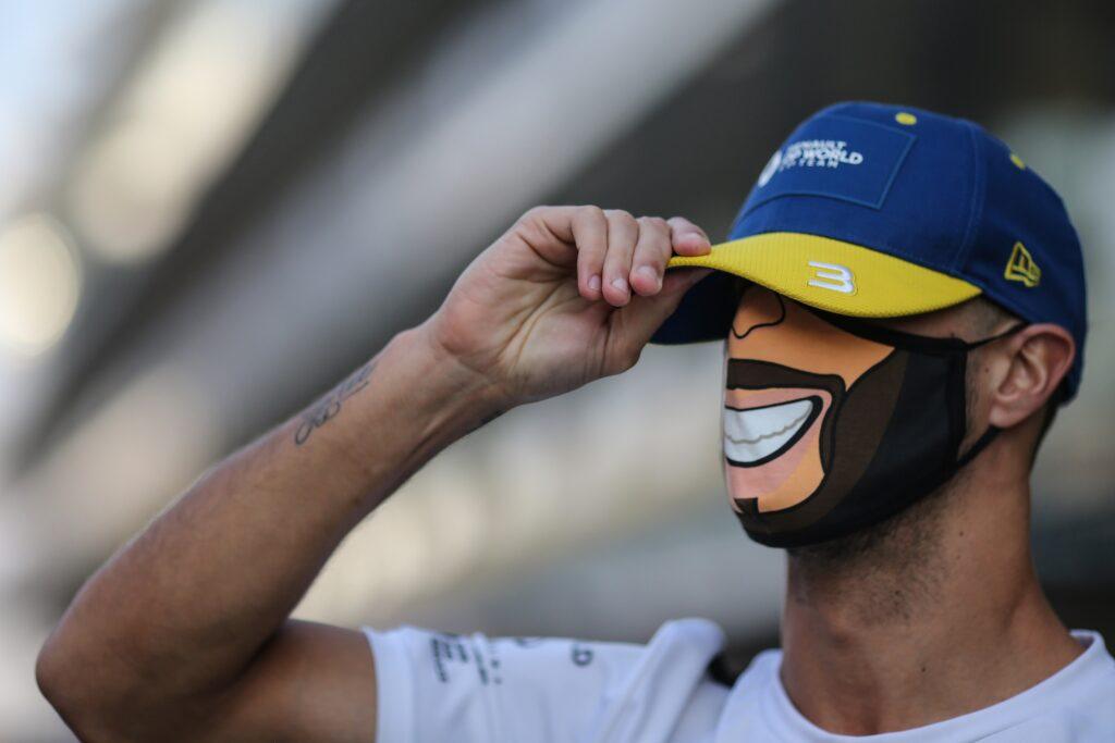 """F1   Pat Fry elogia Ricciardo: """"Un motivatore eccezionale"""""""