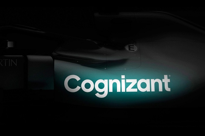 F1, Aston Martin: Cognizant nuovo title sponsor