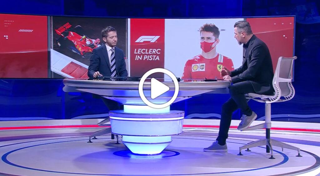 Formula 1   Leclerc, quali obiettivi nel 2021? L'analisi di Carlo Vanzini a Sky Sport 24 [VIDEO]