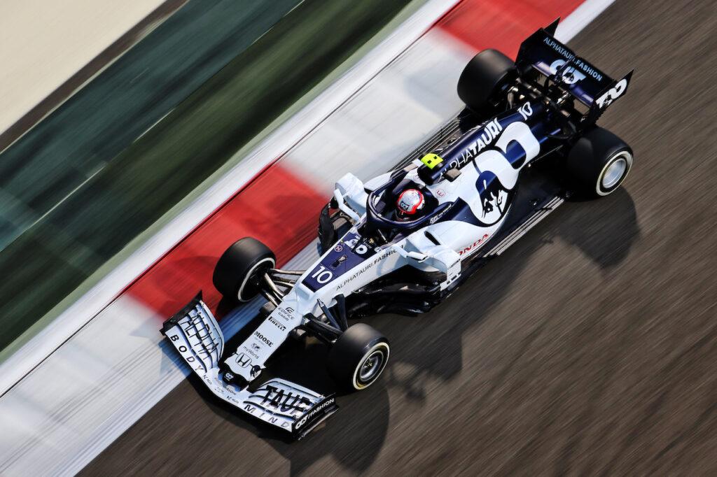 """F1   Gasly non ha dubbi: """"Honda darà il massimo fino alla fine"""""""