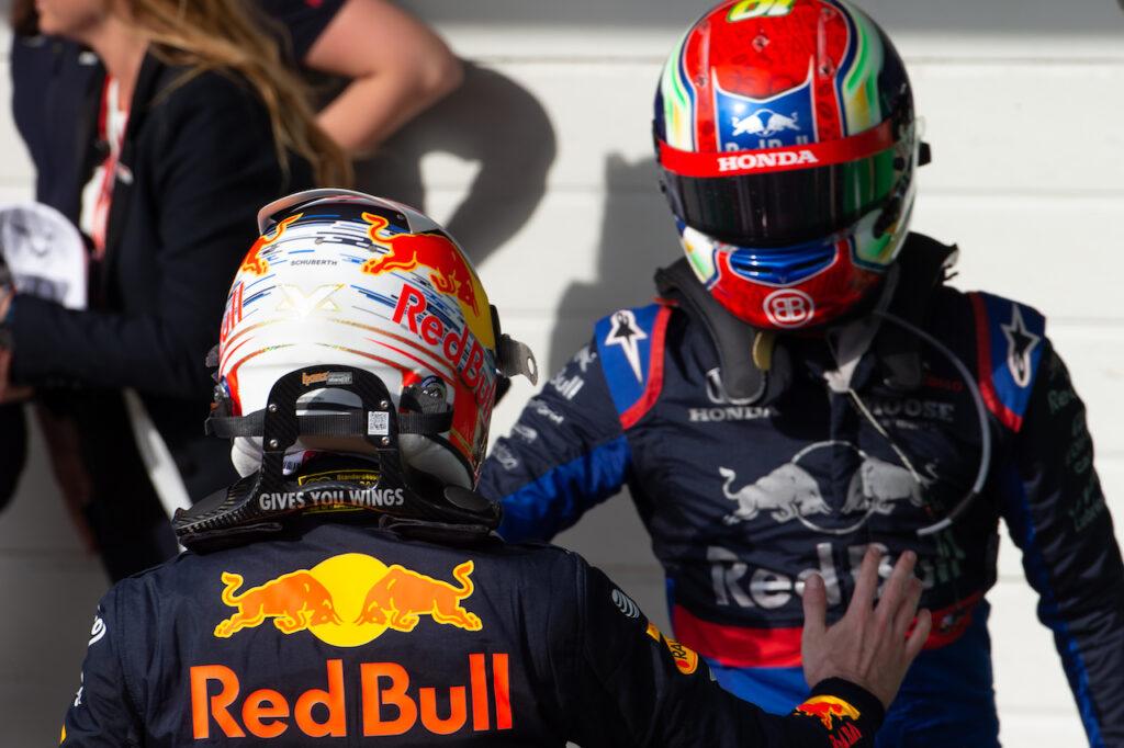 """F1   Gasly su Verstappen: """"Max è un pilota freddo, ma abbiamo trascorso delle belle serate insieme"""""""