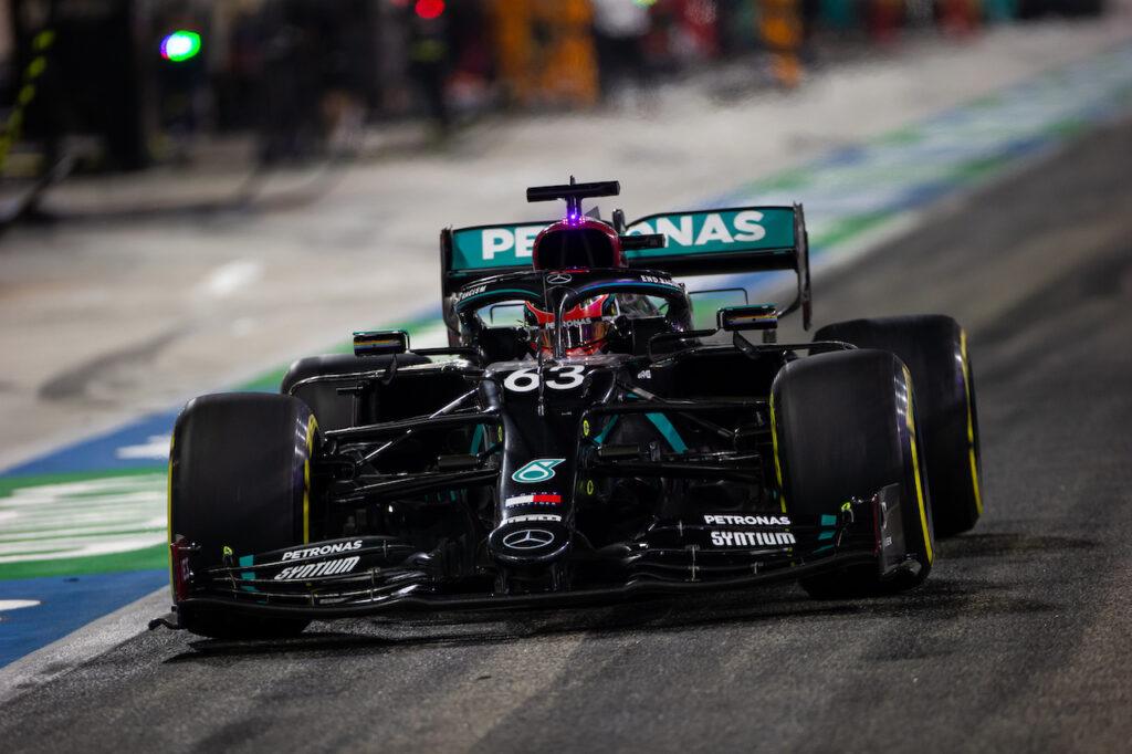 """F1   Hamilton su Russell: """"E' il futuro della Formula 1"""""""