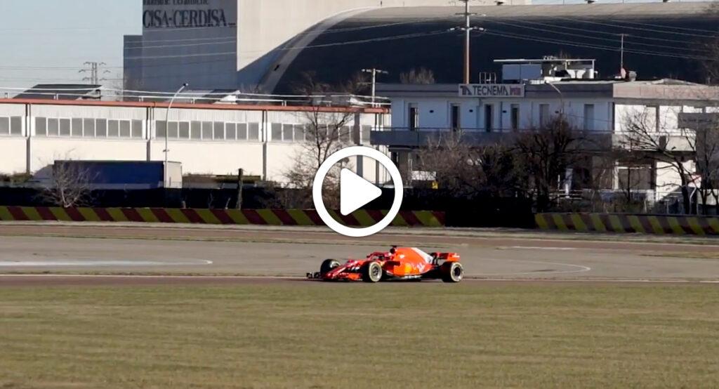 F1 | Ferrari a Fiorano, Leclerc apre la stagione 2021 [VIDEO]