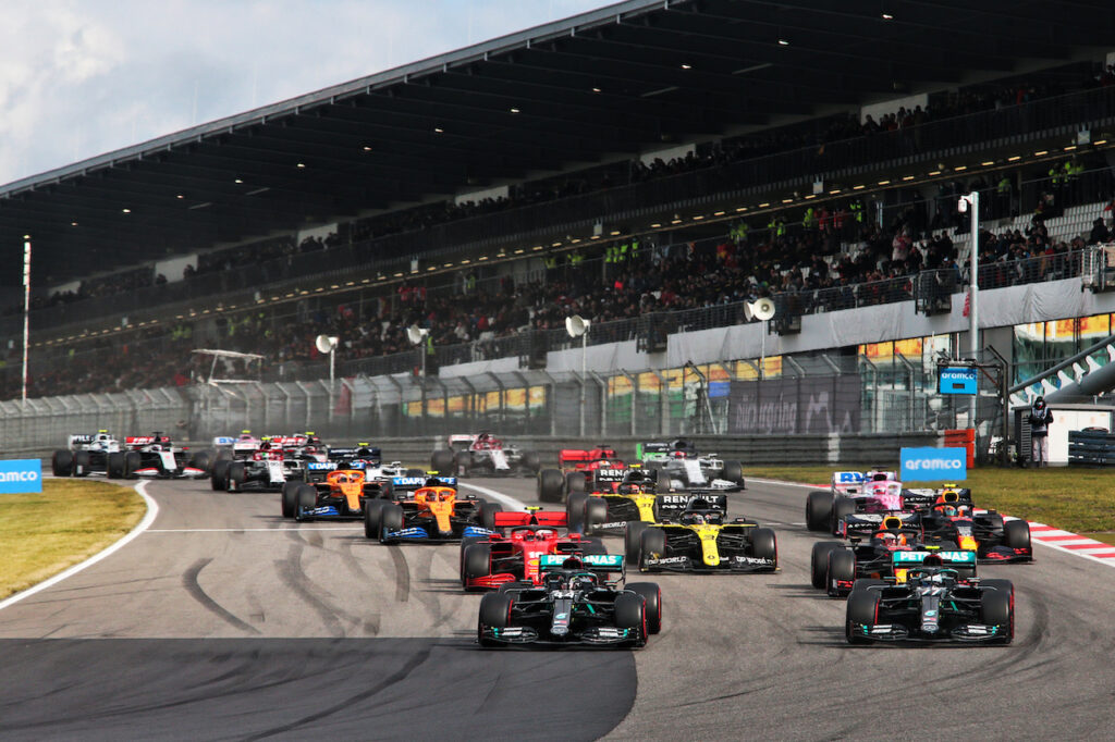 F1 | Nurburgring disponibile a entrare nel calendario 2021